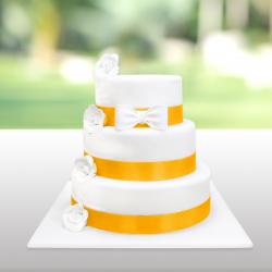 Wedding Cakes - Mariage - Marilyn Jaune