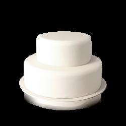 wedding cake naked à personnaliser 2 etages
