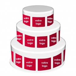 wedding cake personnalisé
